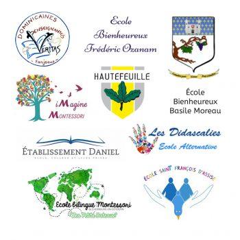 les écoles aidées